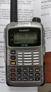 FT2D Handheld